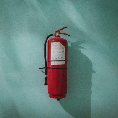 Brandblusser leasen: de voor- en nadelen