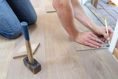 Vloer vervangen in een huurhuis: wel of niet doen?
